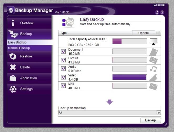 Backup Manager 03